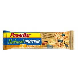 PowerBar Natural Protein Alimentazione sportiva Salty Peanut Crunch beige/blu